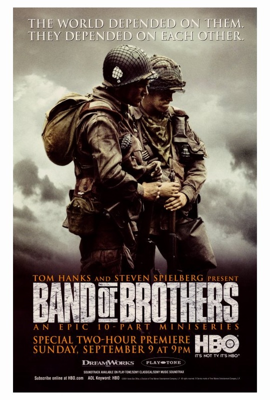 band of brothers film essay Frat brothers two brothers pledge  band of brothers (2001)  not just a ballet film not just a political film essay here, an antique greek tragedy serves as.